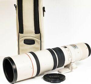 Canon EF 400mm F/5.6 L EF USM Lens