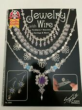 JEWELRY WITH WIRE PATTERN BOOK