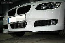 BMW E92 E93 06-10 PARAURTI ANTERIORE SPOILER LIP Splitter Valance look aerodinamico