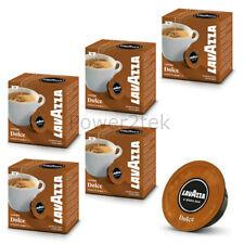 80 x lavazza a modo mio lungo DOLCE 100% ARABICA caffè italiano BACCELLI Capsule