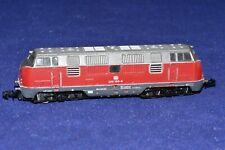 N Scale Arnold Rapido Diesel Locomotive DB 220 103-6