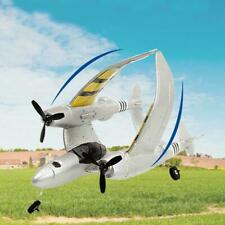 P38 2.4G RC Plane Glider Airplane Remote Control Aircraft Fixed Drone Toy W H3O5