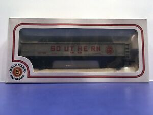 "HO Scale ""Southern Railroad"" 1246 Forty Foot Open Gondola Freight Train Car"