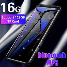 16Gb Up to 128G Bluetooth Mp3 Player Mp4 Media Radio Recorder Music Speaker Us