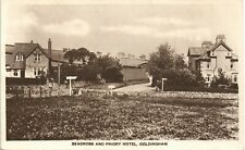 More details for coldingham near eyemouth. seacross & priory hotel by j.w.robertson, coldingham.
