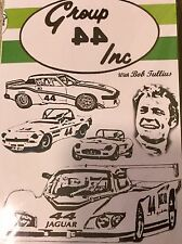 MGB  DVD John Clancy Productions Documentary With Bob Tullius - Race Footage