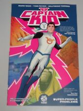 Captain Kid Super-People Problems Vol 1 Aftershock (Paperback)< 9781935002864