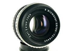 CARL ZEISS JENA BIOMETAR Objektiv/Lens 80/2.8 EXAKTA Canon EOS EF