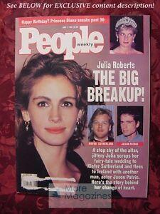 PEOPLE July 1 1991 JULIA ROBERTS SAMUEL L. JACKSON BEAU BRIDGES JIM COURIER
