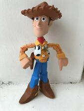 "7"" 2008 DISNEY PIXAR TOY STORY 3  - WOODY MATTEL DELUXE ACTION FIGURE"