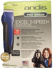 Andis Excel 5-Speed ProClip Pro Grade Clipper
