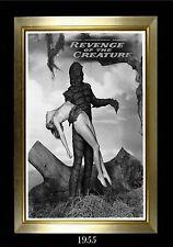 MAGNET  Movie Monster  REVENGE OF THE CREATURE 1955