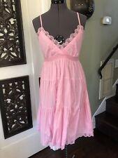empire waist cotton dress Size S