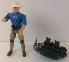 Jurassic Park Alan Grant Kenner 1993