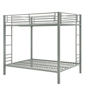 Target Full Over Full Celine Bunkbed Silver Room & Joy -  Dorel Home Products