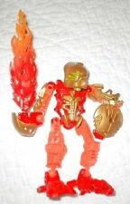 LEGO BIONICLE 7116 STARS GOLDEN TAHU has all the GOLD Pieces free shipping