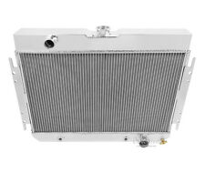 1964-1967 Chevy Chevelle All Alum 4 Row Core KR Champion Radiator