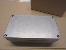 Deltron 486 Diecast Aluminium Box / Enclosure IP66 Shielded 220x120x80mm 7865447