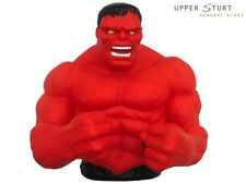 Hulk Red Hulk Bust Bank FAST N FREE DELIVERY