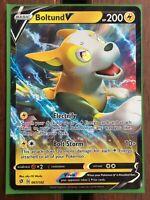 Pokemon Card    BOLTUND V   Ultra Rare   67/192  REBEL CLASH  *MINT*  (067)