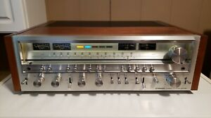 Excellent Vintage Pioneer SX-1080 Stereo Receiver at 120 Watts per Channel