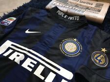 Maglia Inter Ufficiale Nike Javier Zanetti 4 Ever Last Match Player Version