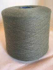 Machine knitting yarn Sage Green