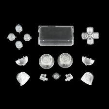 Sony ps4 PLAYSTATION 4 Full Button Set-Crystal