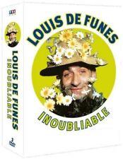 Louis de Funès Inoubliable COFFRET DVD NEUF SOUS BLISTER