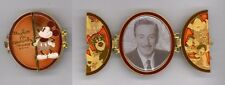 Walt Disney Photo Dumbo Dopey Baloo Tinker Bell Jiminy Cricket Bambi Hinged Pin