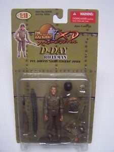 Ultimate Soldier 1:18 XD WWII D-Day US Rifleman