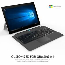 MoKo For Surface Pro 4 / Pro 3 / Surface Pro 2017 Type Cover Wireless Keyboard