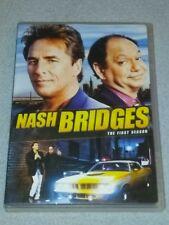 Nash Bridges: complete Season 1 *RARE  DVD