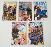 Stryke Force 1 2 3 4 5 Top Cow Image Stormwatch Set Series Run Lot 1-5 VF/NM