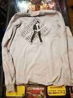 Genuine Vintage Concert T Shirt - Jackson Browne - 1983 Large Long Sleeve