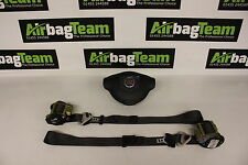 FIAT SCUDO 2011 IN POI-KIT AIRBAG CONDUCENTE AIRBAG CINTURE DI SICUREZZA