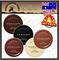 RM Williams Stockmans Boot Polish - Top Quality Polish in 5 Colours