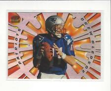 1998 Revolution Rookies and Stars #19 Drew Bledsoe Patriots