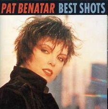 Best Shots [1990] by Pat Benatar (CD, Aug-2013, Virgin EMI (Universal UK))