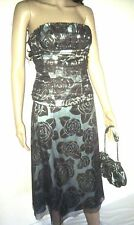 COAST Matching Dress Set. Mother Of The Bride. Ball, Prom, Occasion. SIZE 8 - 10