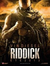 Poster Riddick 3 Pitch Black Chronicles of the Vin Diesel Sexy Man #1