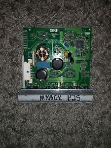 MALBER WASHING MACHINE MODEL P25 MAIN CONTROL BOARD