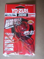 Yo-Zuri Knuckle Bait 3DB 1/2 oz. Red Crawfish R1302-RCF spinnerbait