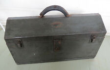 EARLY SNAP ON TOOLS A FRAME TOL BOX with 2 PULL OUT DRAWERS RARE