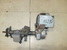 NISSAN LEAF 2014 STEERING COLUMN AND ECU 48810 3NM1A