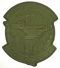 USAF 17th SOS SPECIAL OPERATIONS SQUADRON GOOSE-58 PATCH