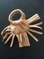 Bratz Doll Accessories Sasha's Strut It Faux Suede Tassel Bag