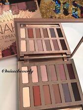 URBAN DECAY Naked Ultimate Basics Palette 12 Eyeshadow Shades ~ FULL SIZE ~ NIB