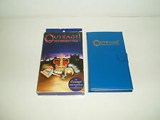 "Vintage pocketable Magnetic travel ""Outrage!"" 1993.."