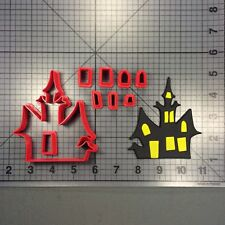 Halloween - Haunted House 102 Cookie Cutter Set